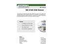 Model MS - 212A - UVA Sensor Brochure