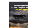 Model CC-3000 - Computer Interface - Brochure