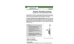 PVmet - Model 200US - Ultra Sonic Commercial Model - Datasheet
