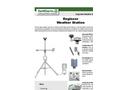 Engineer Weather Station - Brochure