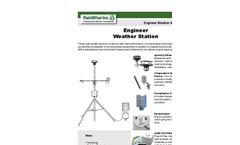 Engineer Weather Station - Brochure