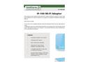Model IP-100 - Wi-Fi Adapter - Datasheet