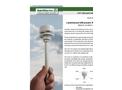 Model CV7 - Ultrasonic Wind Sensors - Brochure