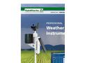 Full Professional Weather Instruments Catalog