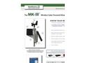 MK-lll - Wireless Solar Powered Weather Station - Catalog