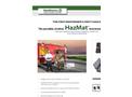 HazMat - Portable Wireless Environmental Monitor - Catalog