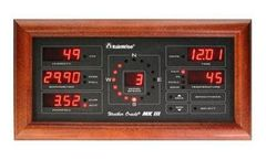Weather Oracle - Model MK III - Displays for Wireless Weather Stations