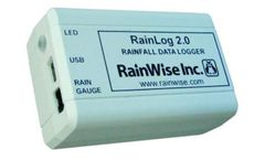 RainLog - Model 2.0 - Rainfall Data Logger