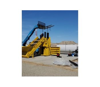 Automatic Vertical Baler-4