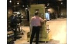 Bottle Baler / Can Crushing System - ExtractPack Baling BCB2003 - Video