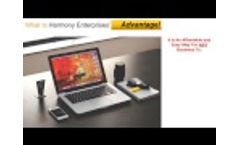 Harmony Enterprises` Advantage Customer Service Software - Video