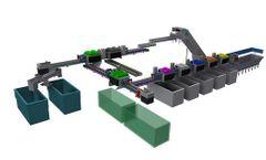 OptiBag - Model 1L-7F-9T - Optical Sorting System