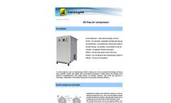 LNI - Oil Free Scroll Air Compressor Brochure