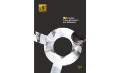 Laboratory application brochure- LNI