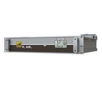 HydroGen - Model Series HGA Rack 19 Inch 2U Basic (SX 3080) - Combined Hydrogen and Air Generator