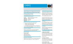 CARULITE 200 Catalyst Converter - Datasheet