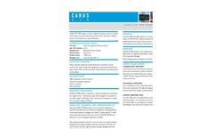 CARULITE 400 Catalyst Converter - Datasheet