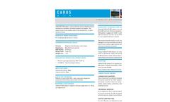 CARULITE 500 Catalyst Converter Datasheet