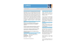 CARUS Struvout Dispersant And Sequesterant Datasheet