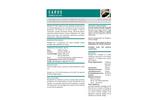 Persulfate SR ISCO Reagent - Datasheet