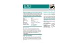 Oxygen BioChem (OBC) - Datasheet