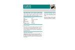 Sulfate BioChem (SBC) Datasheet