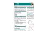 CAP 18 ME Anaerobic Bioremediation - Datasheet