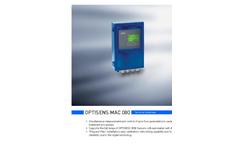 OPTISENS MAC 080 Data Sheet (PDF 500 KB)