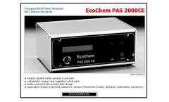 EcoChem - PAS 2000CE - Brochure