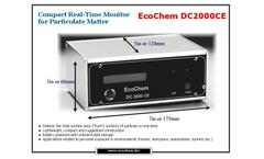 Model PAS 2200CE - Photoelectric Aerosol Sensor (PAS) Brochure