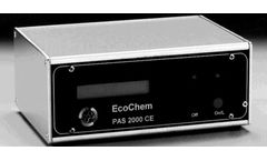 EcoChem - Model PAS 2000CE - Compact Real-Time Photoelectric Aerosol Sensor