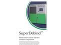 SuperDebind - Binder Removal from Injection Moulded Components Brochure