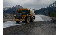 Dust Stop® - Road Dust Control