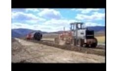 EarthZyme - Cost Effective and Environmentally-Friendly Solution for Soil Stabilization - Video