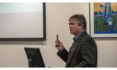 Dr. Hamid Mumin EarthZyme Research Presentation - In Partnership with Brandon University - Video