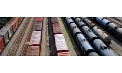 Oil separation and removal systems for Railroad industry