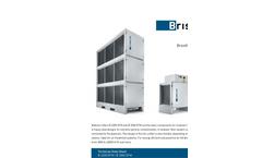 Bristol - Model B 3500 EFM - Modular Filters Brochure