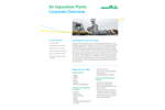 Air-Products - Cryogenic Air Separation Plants Brochure