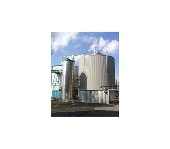Anaerobic Wastewater Treatment Plant