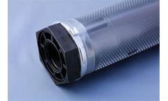 ENVICON Wastewater Aerator - Model EMR Polyurethane AeroPur - Membrane Tube Diffuser EMR