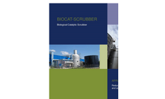 BIOCAT-Scrubber - Biological Catalytic Scrubber - Brochure