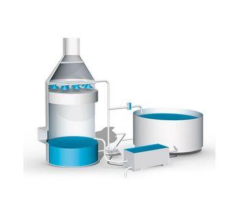 WESSEL BIOCAT-Scrubber - Biological Catalytic Scrubber