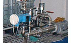 Caldyn - Model ST - Spray Evaporator