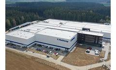 Flottweg inaugurates its second plant in Vilsbiburg