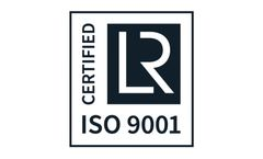 Successful ISO 9001 Recertification of Our QM System