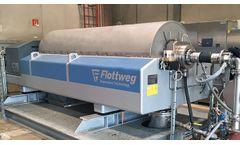12 Xelletor decanter centrifuges for Wien Energie