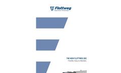 Flottweg - Model Z3E - Decanter Centrifuge - Brochure