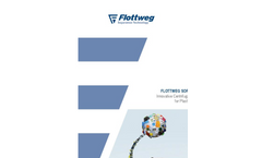 Flottweg Sorticanter - Innovative Centrifuge Technology for Plastics Recycling - Brochure