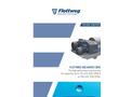 Flottweg - Model C7E - Decanter Centrifuge for Wastewater and Sewage Sludge - Brochure