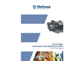 Flottweg Tricanter - Centrifuge / Three Phase Decanter - Brochure